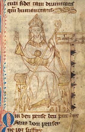 Picture of quotation author Robert Grosseteste