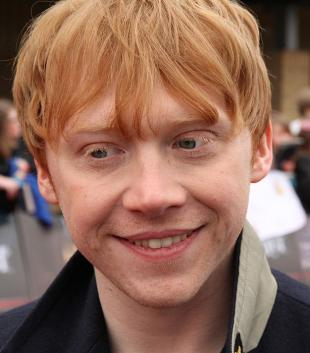 Picture of quotation author Rupert Grint