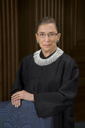 Picture of quotation author Ruth Bader Ginsburg