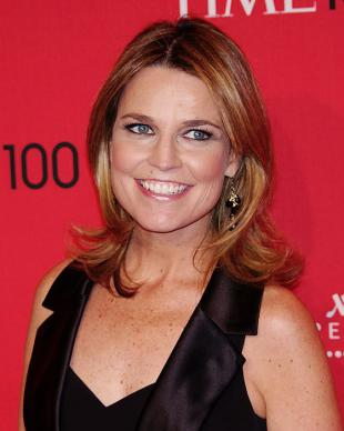 Picture of quotation author Savannah Guthrie