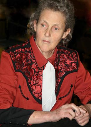 Picture of quotation author Temple Grandin