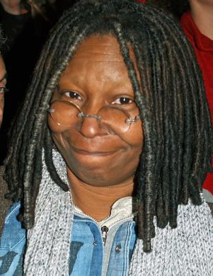 Picture of quotation author Whoopi Goldberg