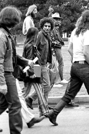 Picture of quotation author Abbie Hoffman
