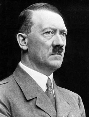 Picture of quotation author Adolf Hitler