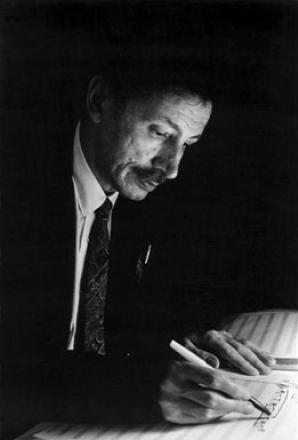 Picture of quotation author Alan Hovhaness