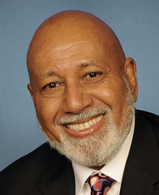 Picture of quotation author Alcee Hastings