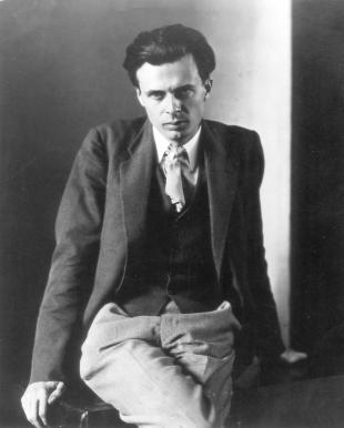 Picture of quotation author Aldous Huxley