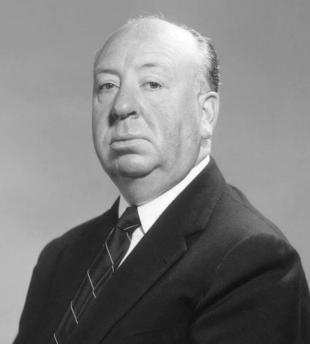 Picture of quotation author Alfred Hitchcock