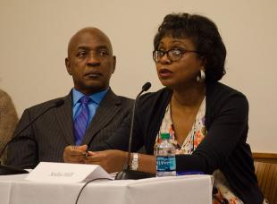 Picture of quotation author Anita Hill
