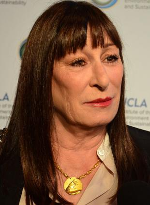 Picture of quotation author Anjelica Huston