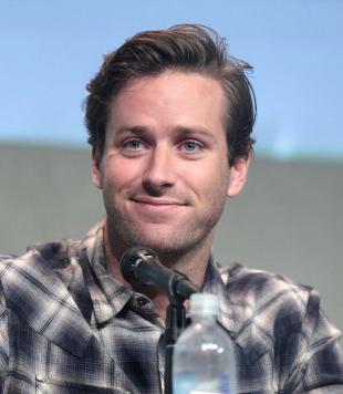 Picture of quotation author Armie Hammer