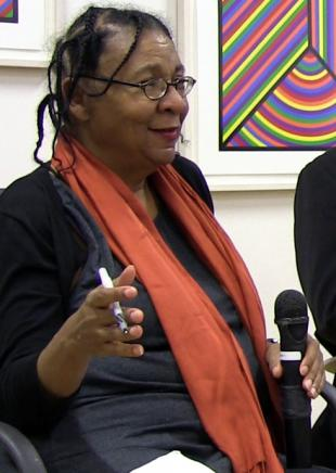Picture of quotation author bell hooks