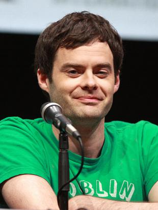 Picture of quotation author Bill Hader