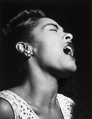 Picture of quotation author Billie Holiday