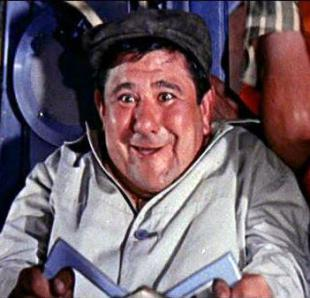 Picture of quotation author Buddy Hackett