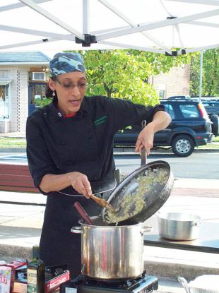Picture of quotation author Carla Hall