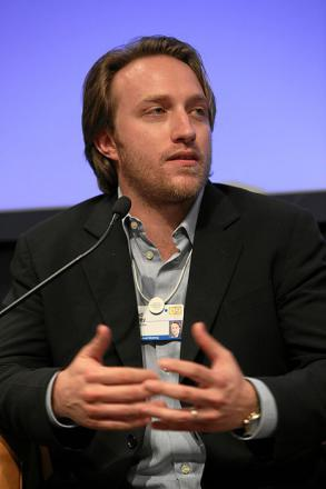 Picture of quotation author Chad Hurley