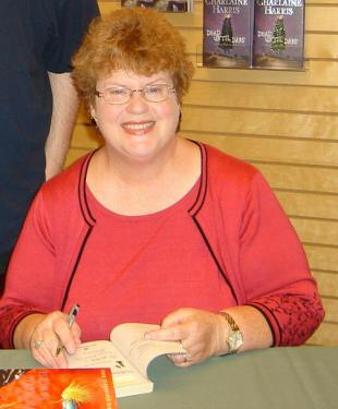 Picture of quotation author Charlaine Harris