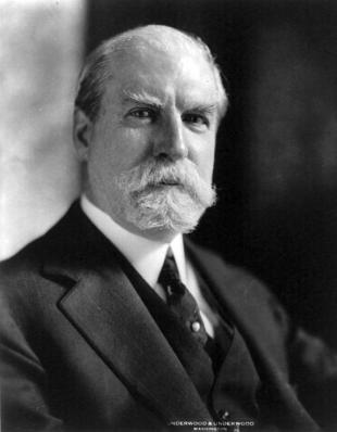 Picture of quotation author Charles Evans Hughes