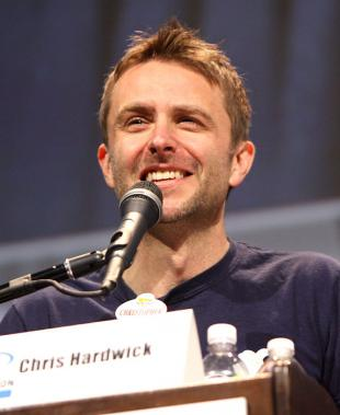 Picture of quotation author Chris Hardwick