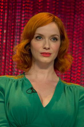 Picture of quotation author Christina Hendricks
