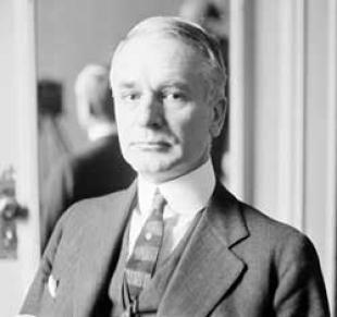 Picture of quotation author Cordell Hull