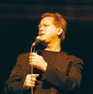 Picture of quotation author Darrell Hammond
