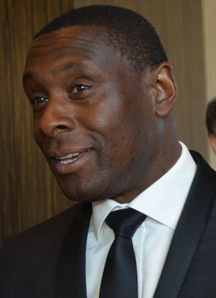 Picture of quotation author David Harewood