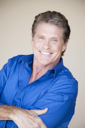 Picture of quotation author David Hasselhoff