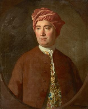 Picture of quotation author David Hume
