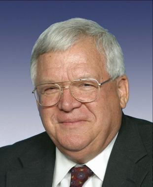 Picture of quotation author Dennis Hastert