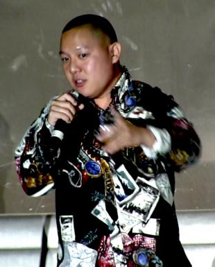 Picture of quotation author Eddie Huang