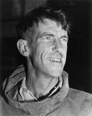 Picture of quotation author Edmund Hillary