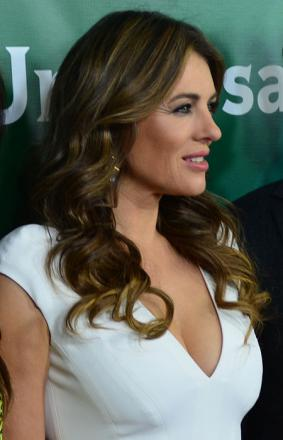 Picture of quotation author Elizabeth Hurley