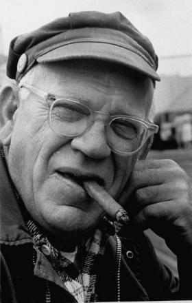 Picture of quotation author Eric Hoffer