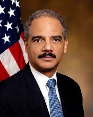 Picture of quotation author Eric Holder