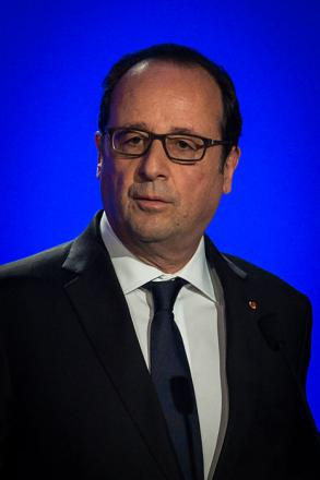 Picture of quotation author Francois Hollande
