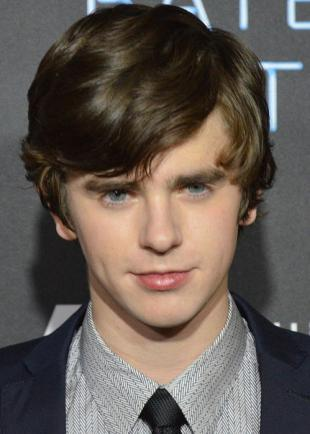 Picture of quotation author Freddie Highmore