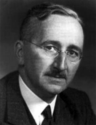 Picture of quotation author Friedrich August von Hayek