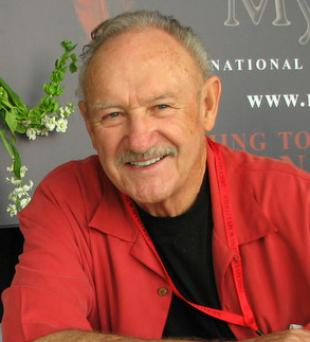 Picture of quotation author Gene Hackman
