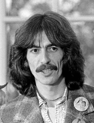 Picture of quotation author George Harrison