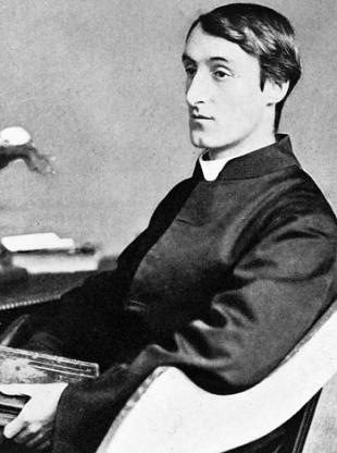 Picture of quotation author Gerard Manley Hopkins