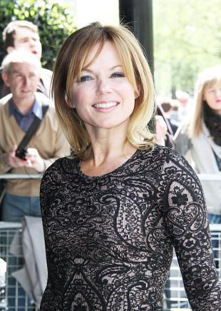 Picture of quotation author Geri Halliwell