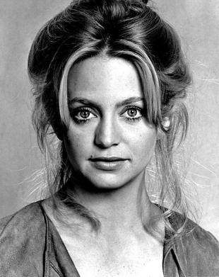 Picture of quotation author Goldie Hawn