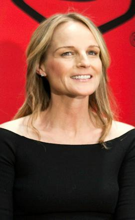 Picture of quotation author Helen Hunt