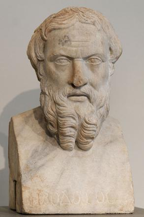 Picture of quotation author Herodotus