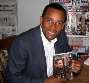 Picture of quotation author Hill Harper