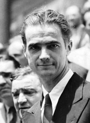 Picture of quotation author Howard Hughes