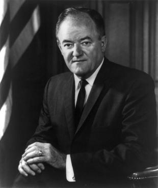 Picture of quotation author Hubert H. Humphrey