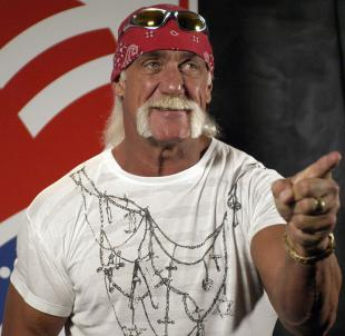 Picture of quotation author Hulk Hogan